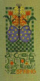 Stack of Butterflies
