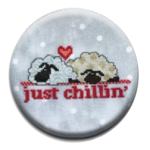 Amy Bruecken Designs - Just Chillin Needle Nanny