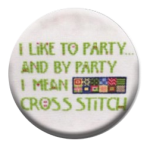Amy Bruecken Designs - Cross Stitch Party