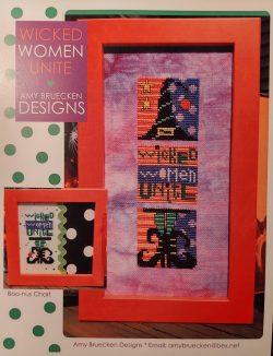Amy Bruecken Designs Wicked Women Unite